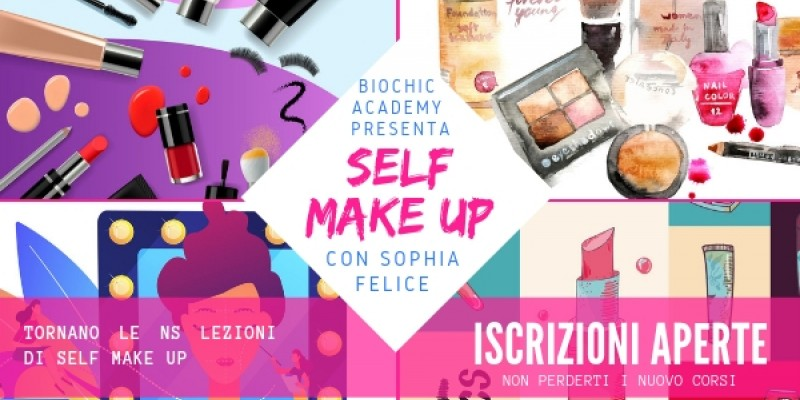 Self Make up | Imparare a truccarsi