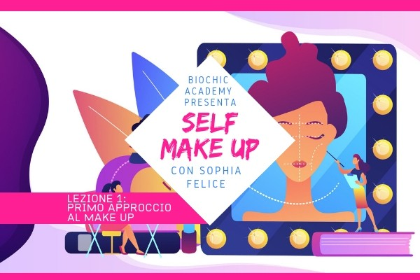 Self Make up | Imparare a truccarsi | Lezione 1