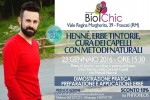 "Biochic Frascati presenta: Another and More ""La naturale cura dei capelli"""