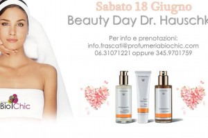 Beauty Day Dr.Hauschka