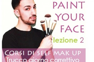 Paint Your Face - Lezione 2