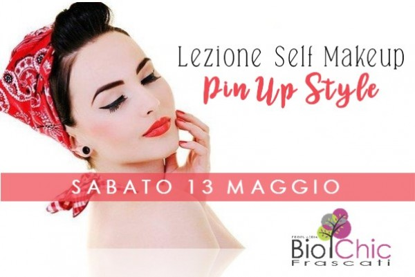 Corso di Self Makeup - Pin Up Style