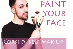 Paint Your Face - Lezione 1
