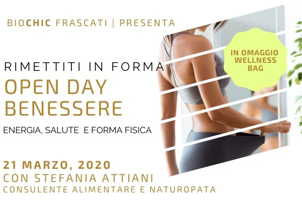 Open Day Benessere
